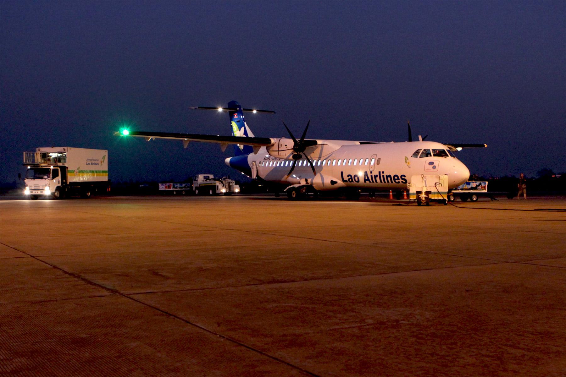 ATR72-500 de Lao Airlines