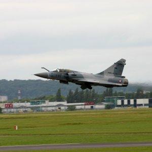 Décollage d'un Mirage 2000