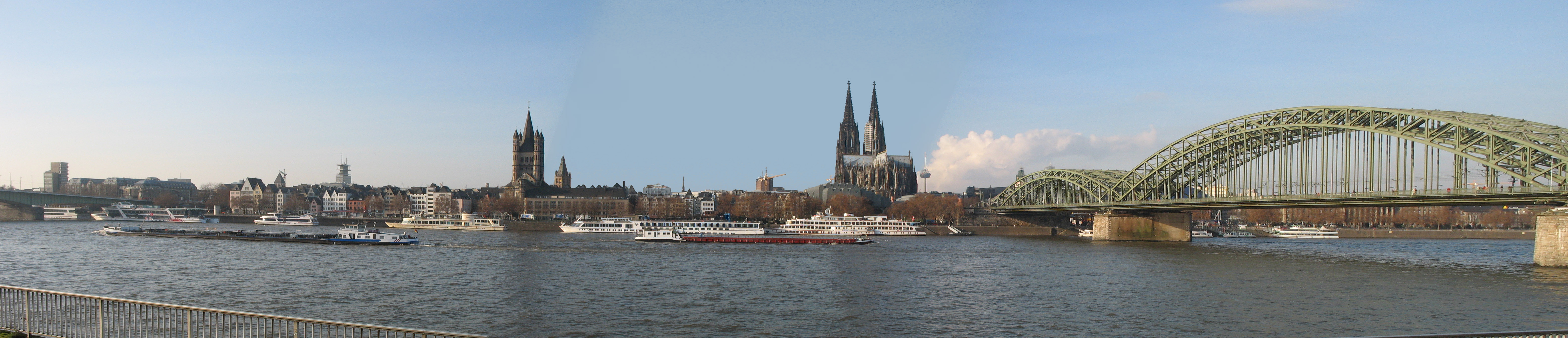 Cologne panoramique