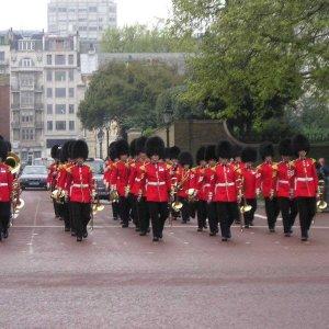Parade de la Garde Royale