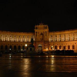Vienne - Palais impérial de la Hofburg