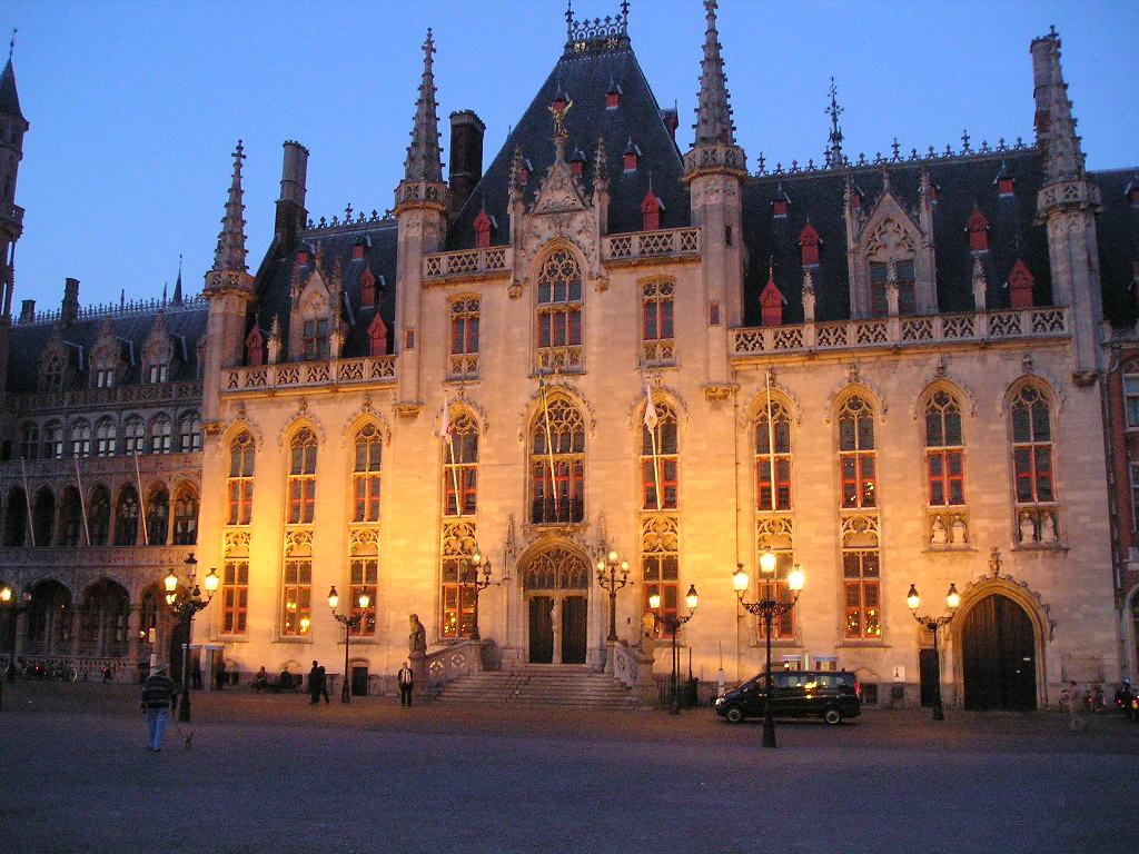 Immeuble de Bruges
