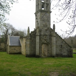 Chapelle de Lanvern