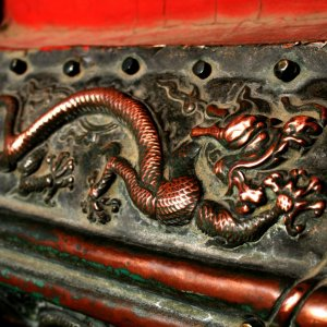Dragon de la cité interdite