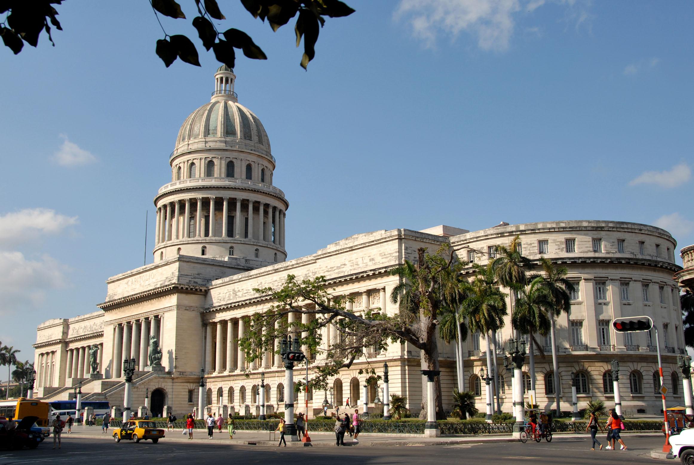 La Havane, le Capitole