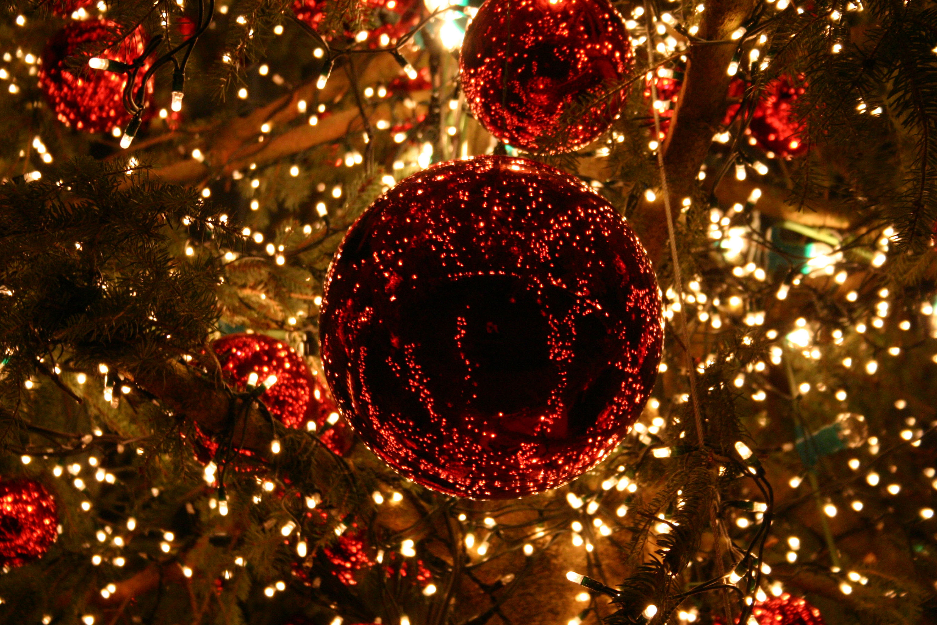 Boules de no l sur freemages - Decoration de noel a decouper gratuit ...