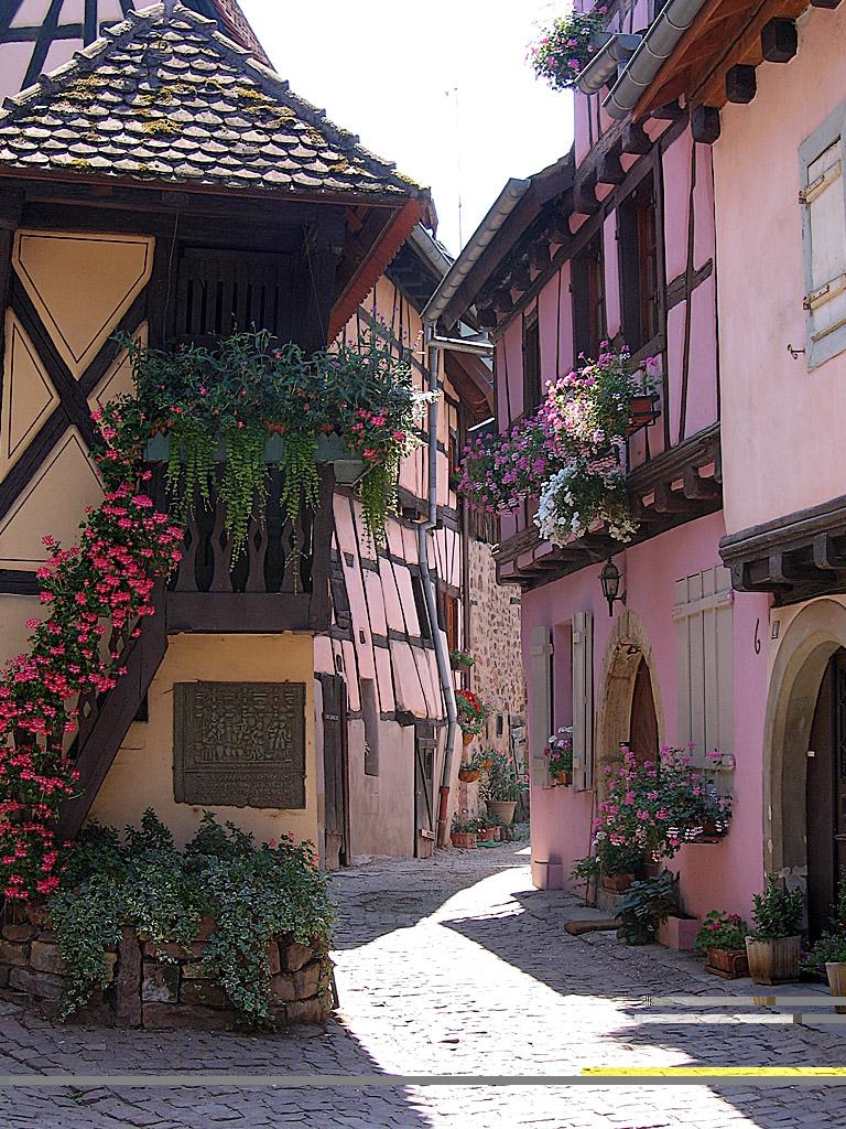 Rue d'Eguisheim