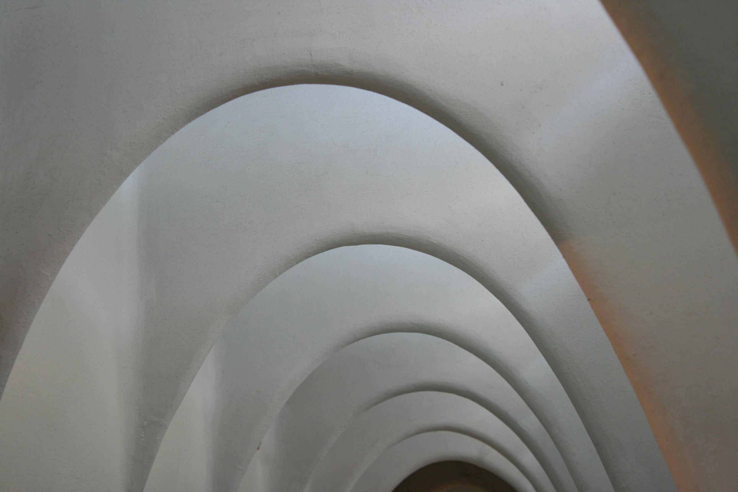Arcs paraboliques