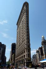 New York : Flatiron building