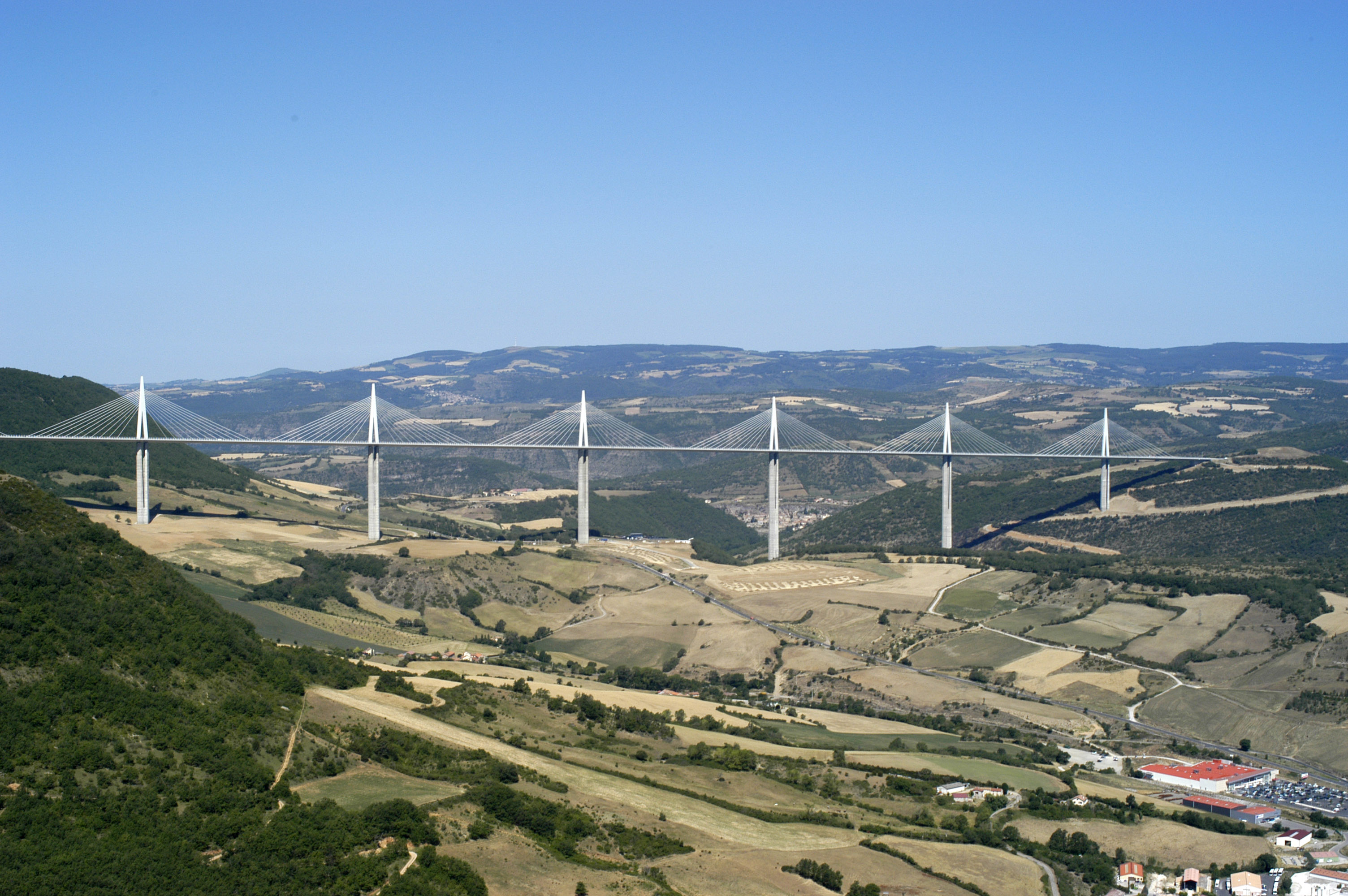 Pin Millau Viaduct France 2011 Hd 1080p on Pinterest