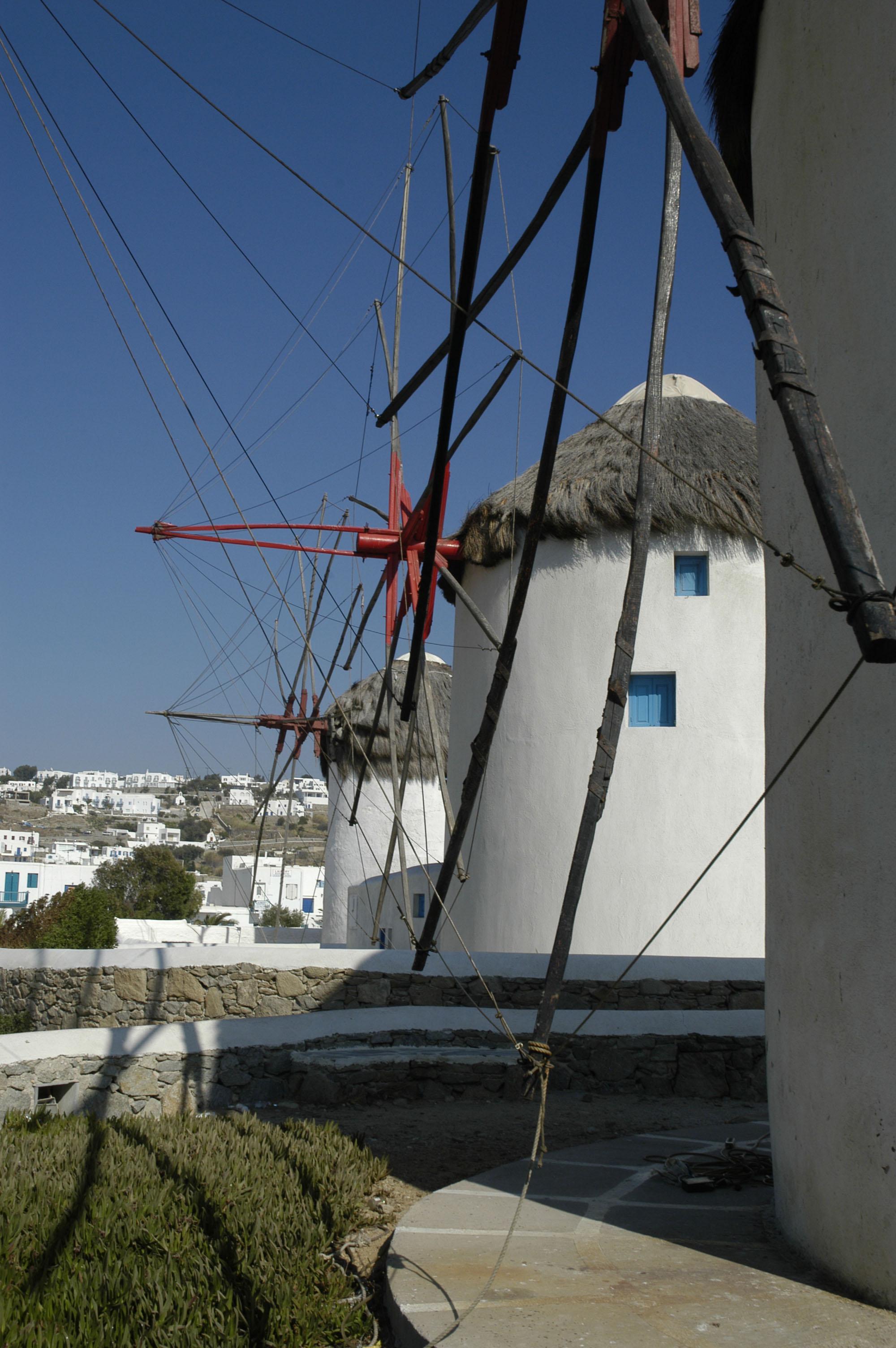 Moulins de Mikonos