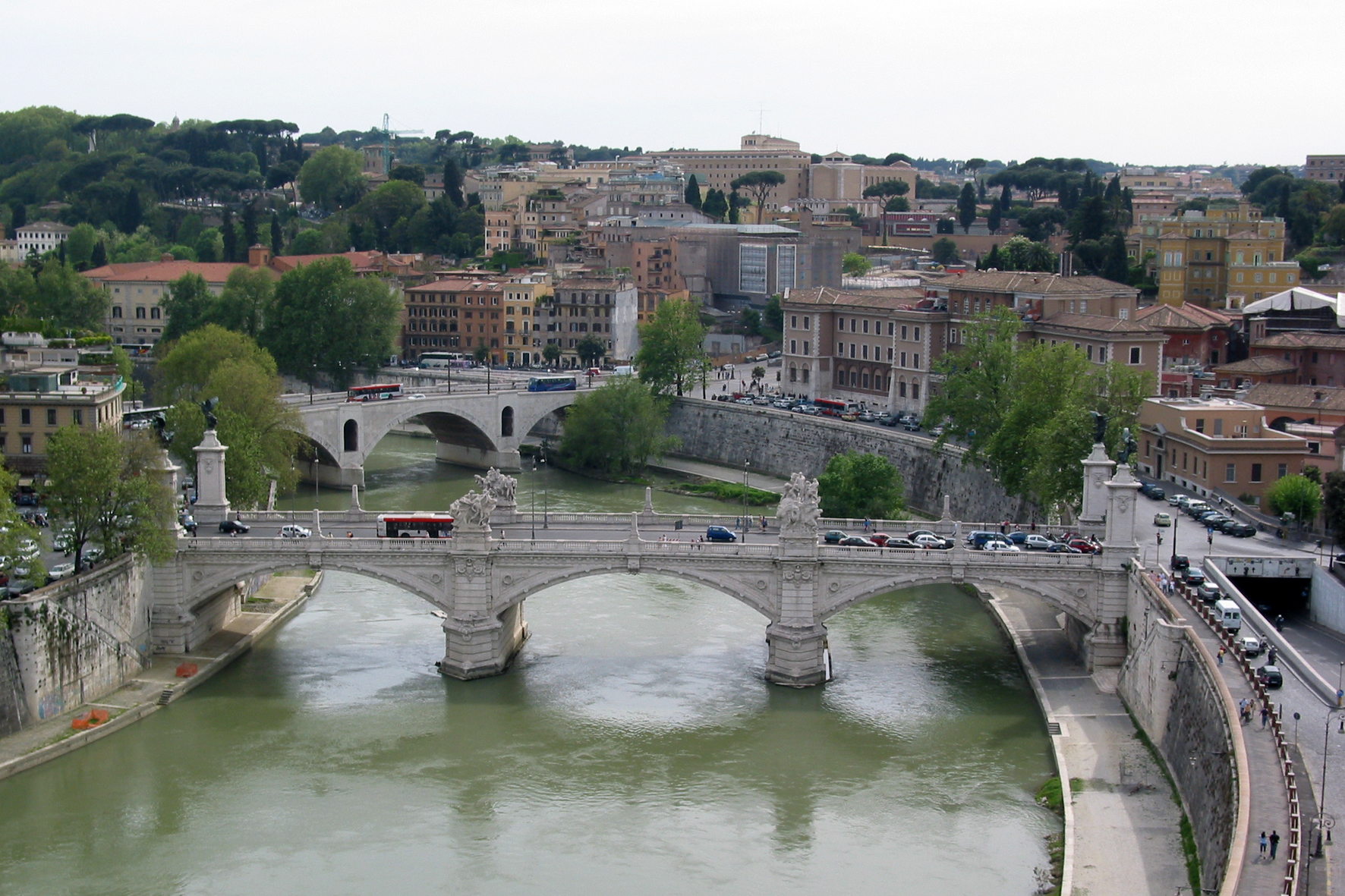 Rome le Tibre