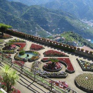 Jardin de la villa Rufolo