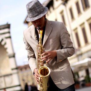 Jazzman à Florence
