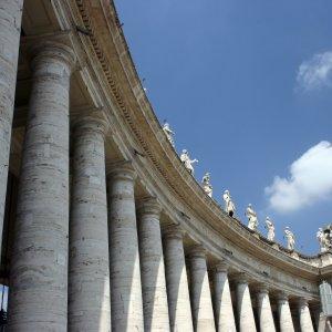 Les colonnes de St-Pierre