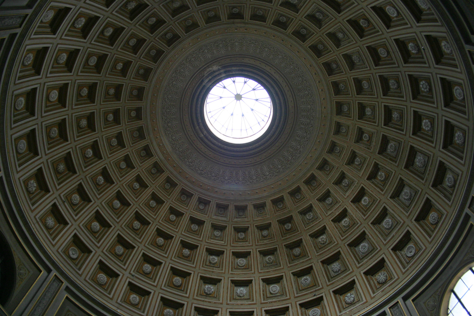 Dôme au Vatican