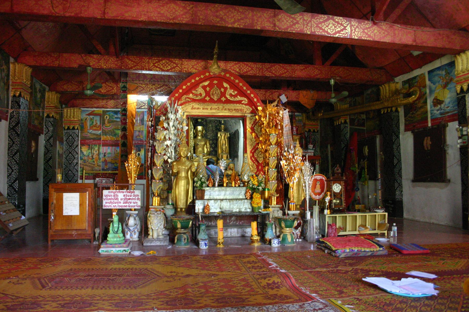 Temple de Muang La