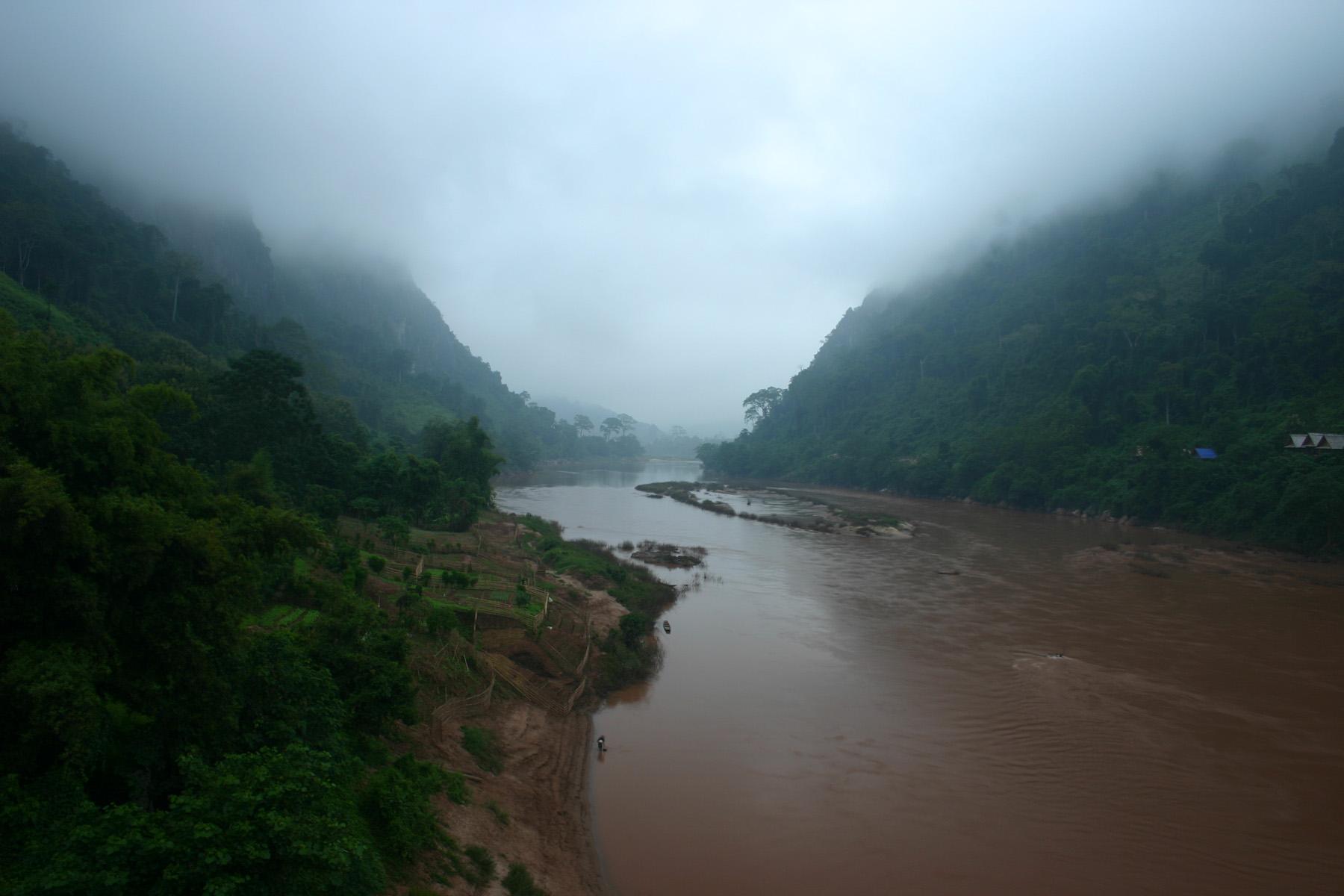 Muang Ngoy Laos  city photo : Album » Laos » Muang Ngoy » Brume sur Muang Ngoy