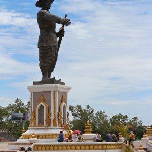 Statue de Chao Anouvong