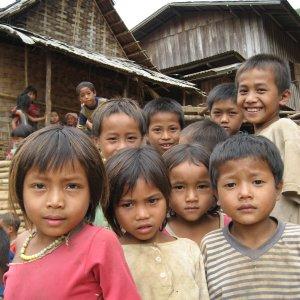Enfants Lao