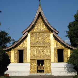Pagode dorée de Wat Xieng Thong
