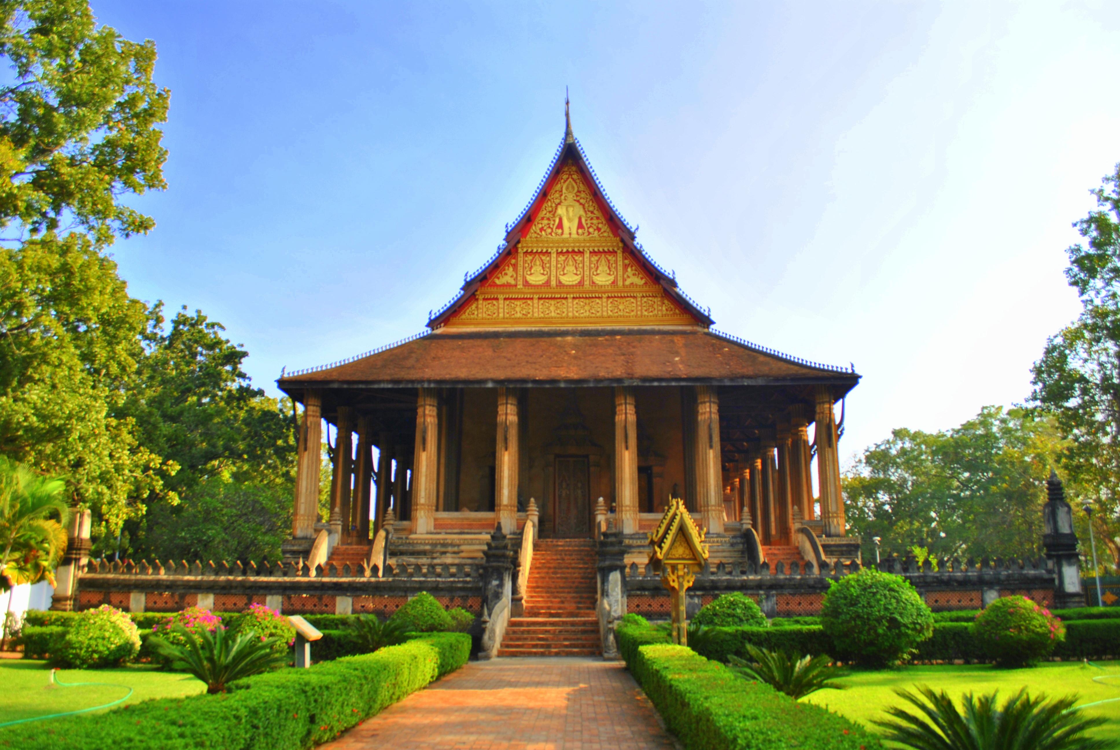Vat Hor Phra Hèo Vientiane