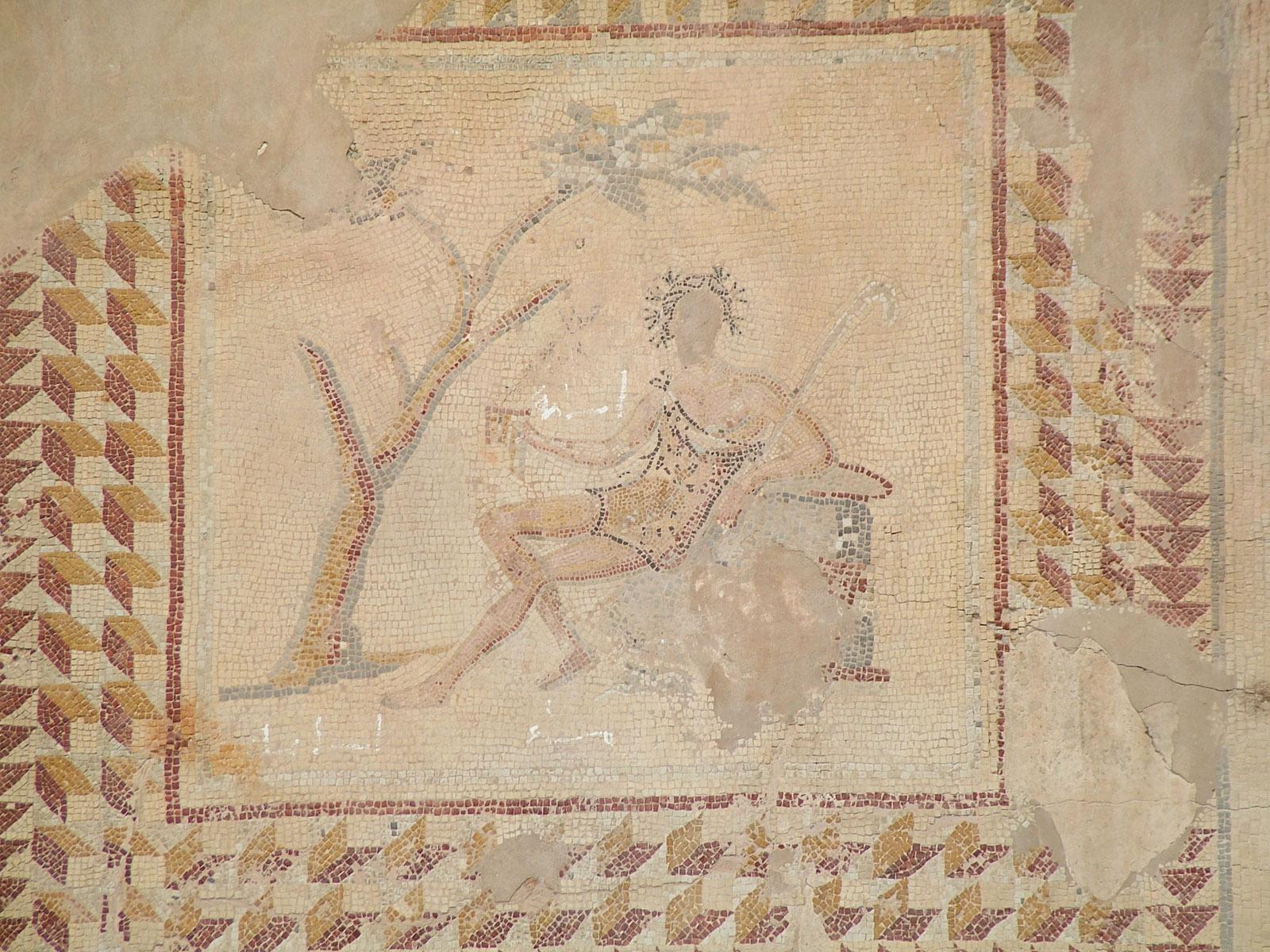 Mosaïque de Baalbek