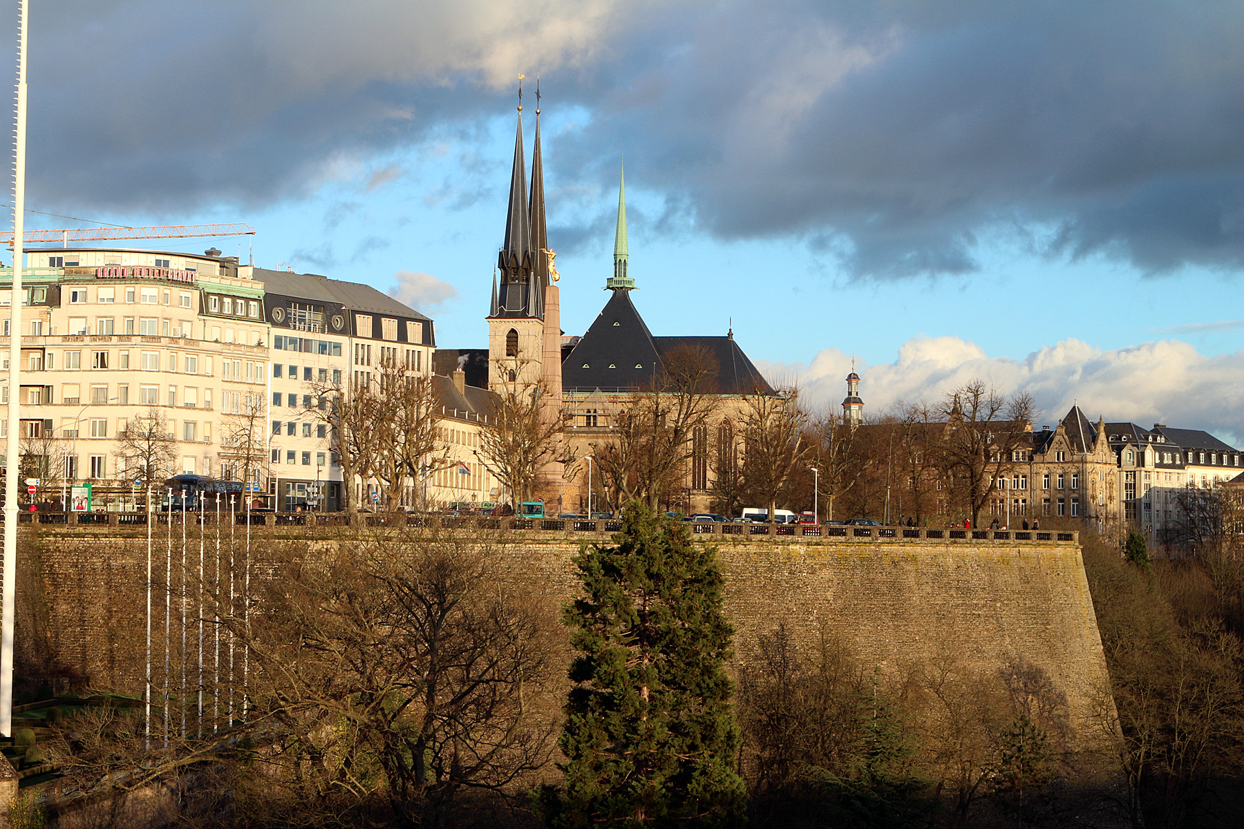 Notre-Dame au Luxembourg