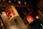 Lampes chinoises