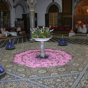 Fontaine d'un palais
