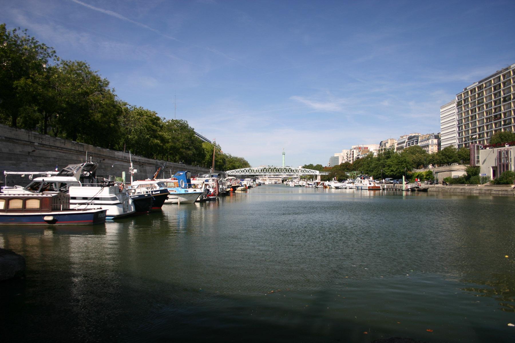 Port de l 39 arsenal sur freemages - Port de l arsenal paris ...