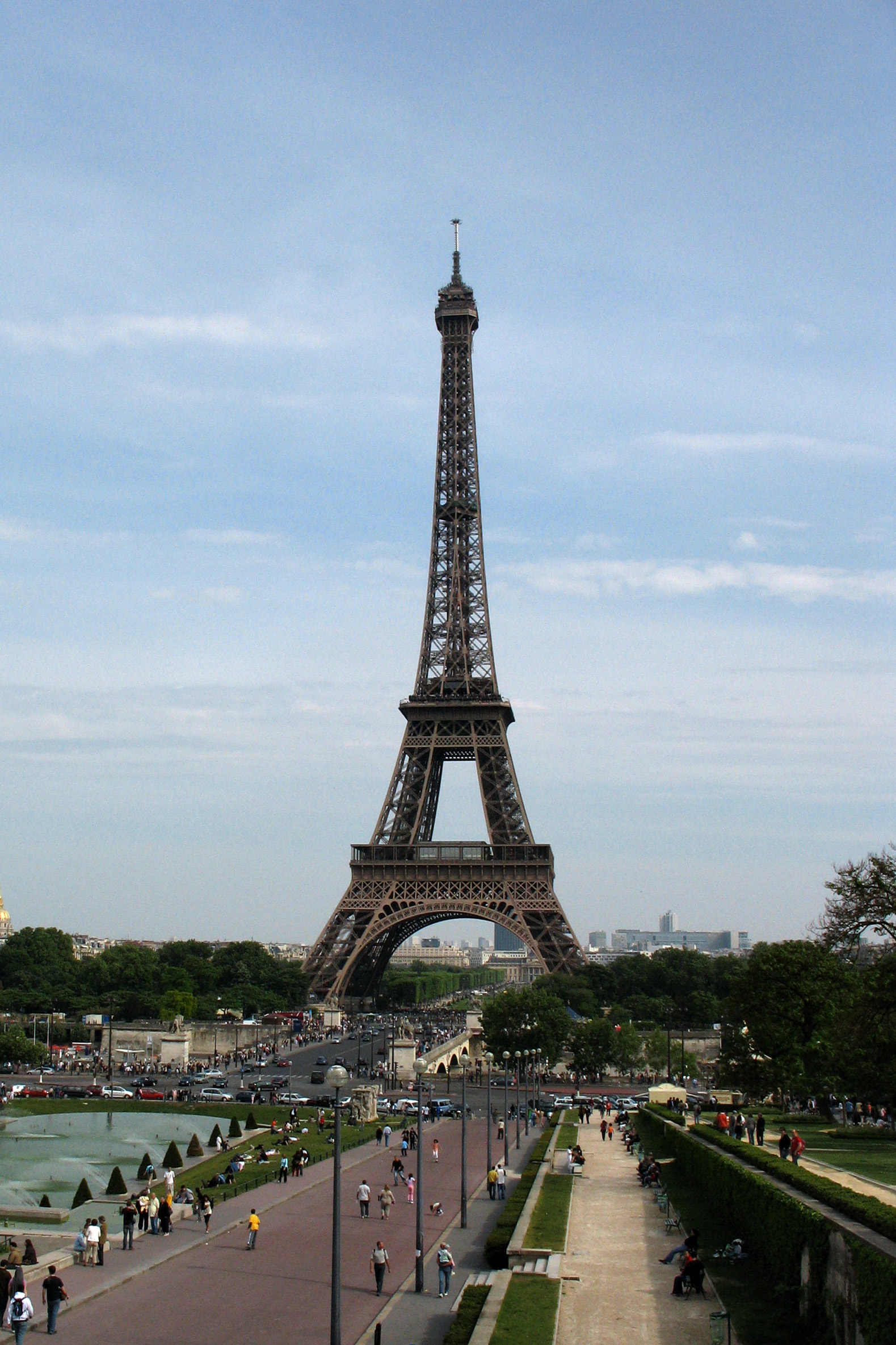La tour eiffel sur freemages - Tour eiffel image ...