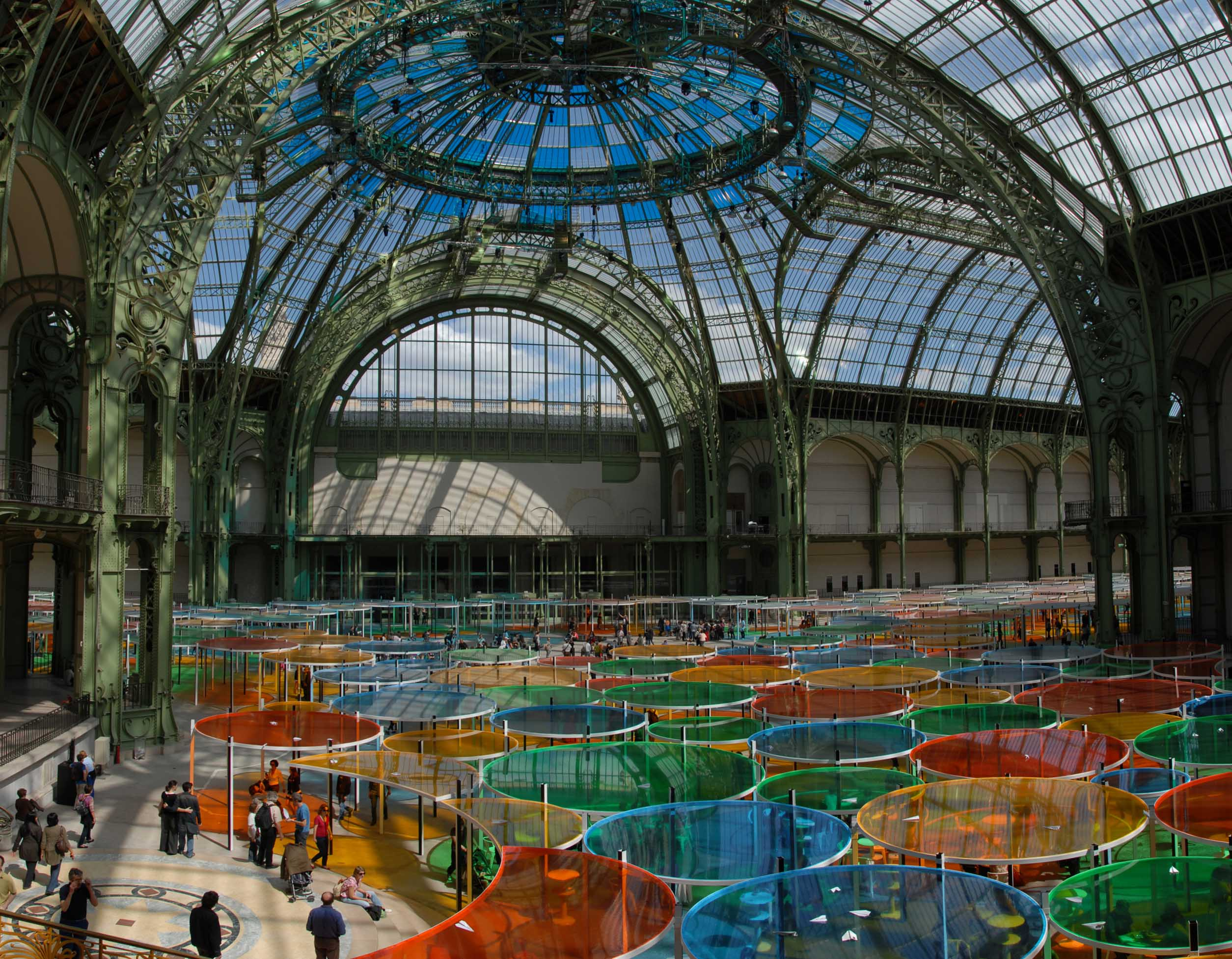 Monumenta 2012 sur freemages - Exposition paris grand palais ...