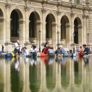 Bassins du Louvre