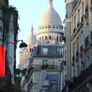 Rue sur Sacré Coeur