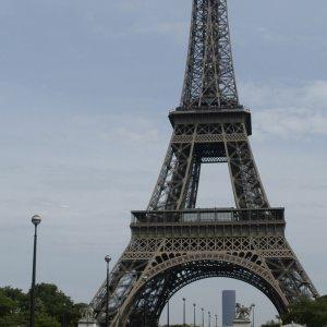 Pont d'Iéna et Tour Eiffel