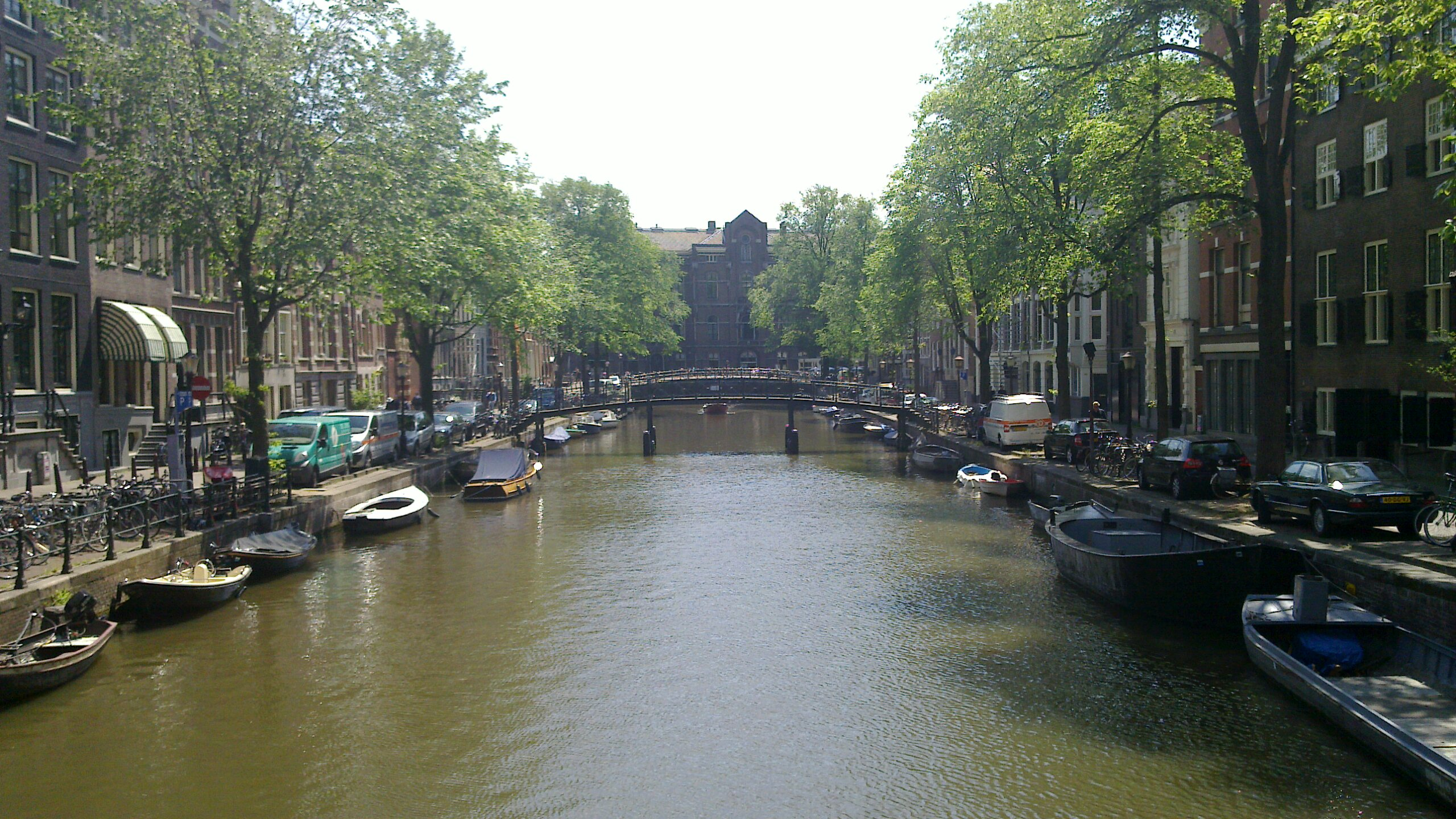 Canal a Amsterdam