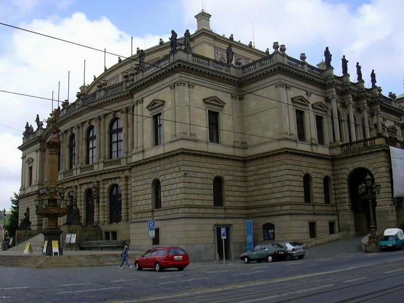 Rudolfinum à Prague