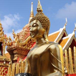 Bouddha de Doi Suthep
