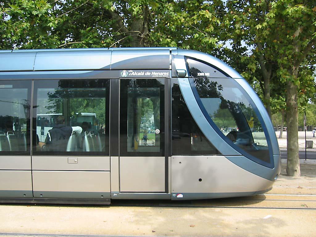 Tramways Alstom