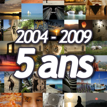 5 ans de photos libres !