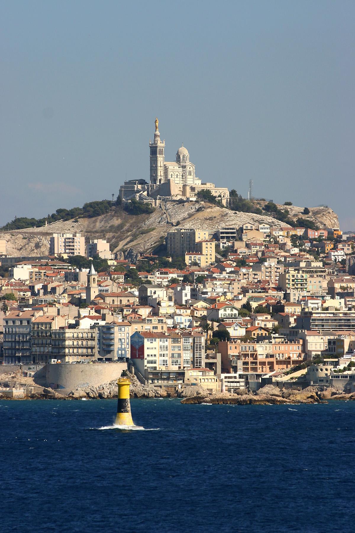 Marseille Une Ville Differente Des Autres Villes De France